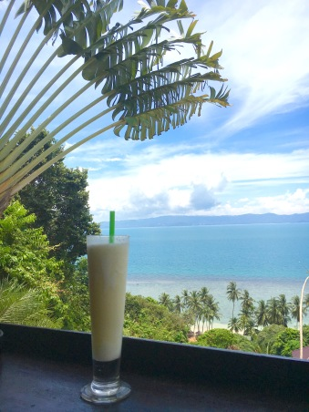 Koh Pha Nang Tropical Drink