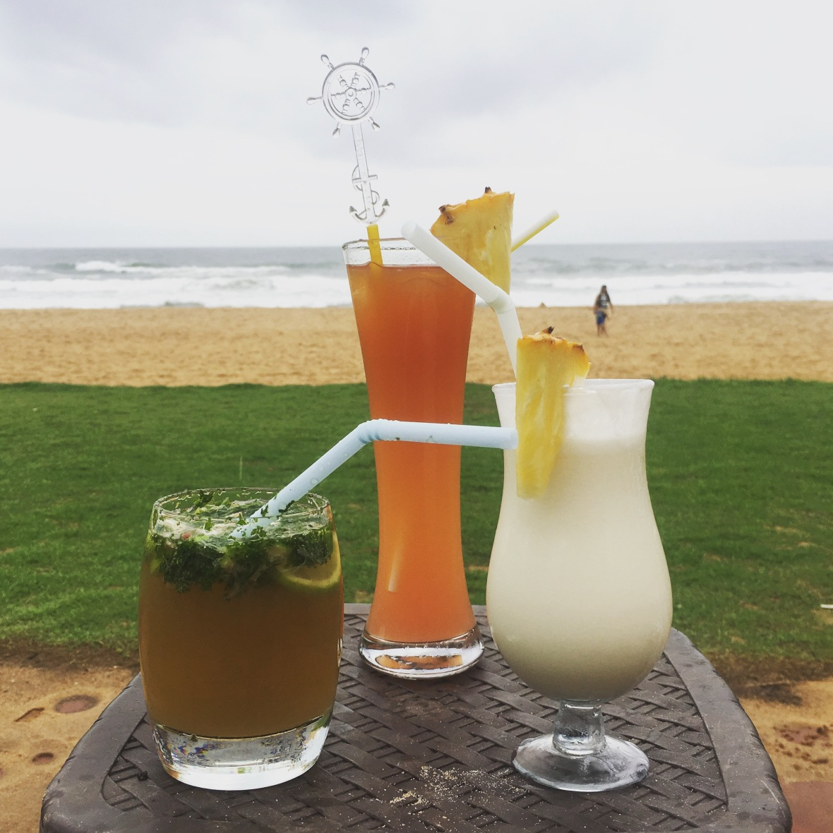 Goa cocktails