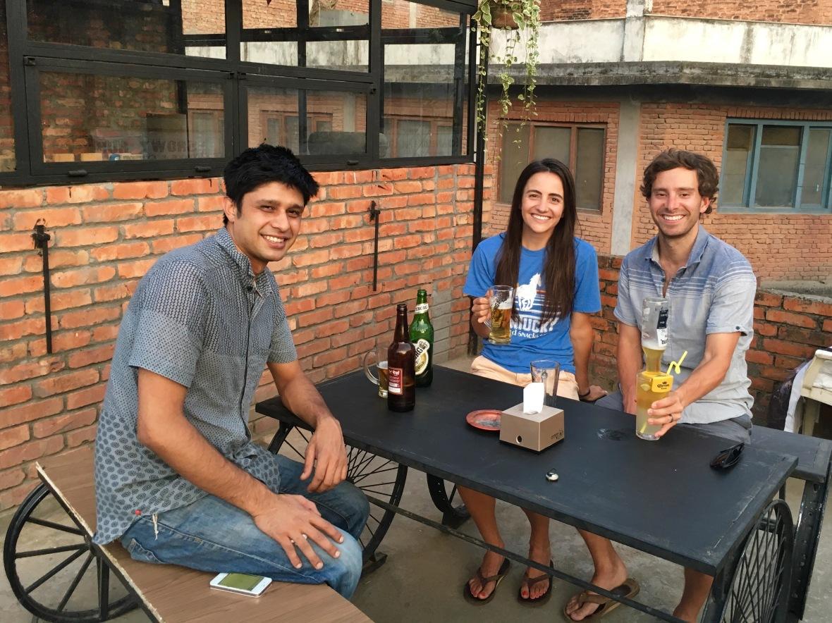 Kathmandu Bar Bar Black Sip