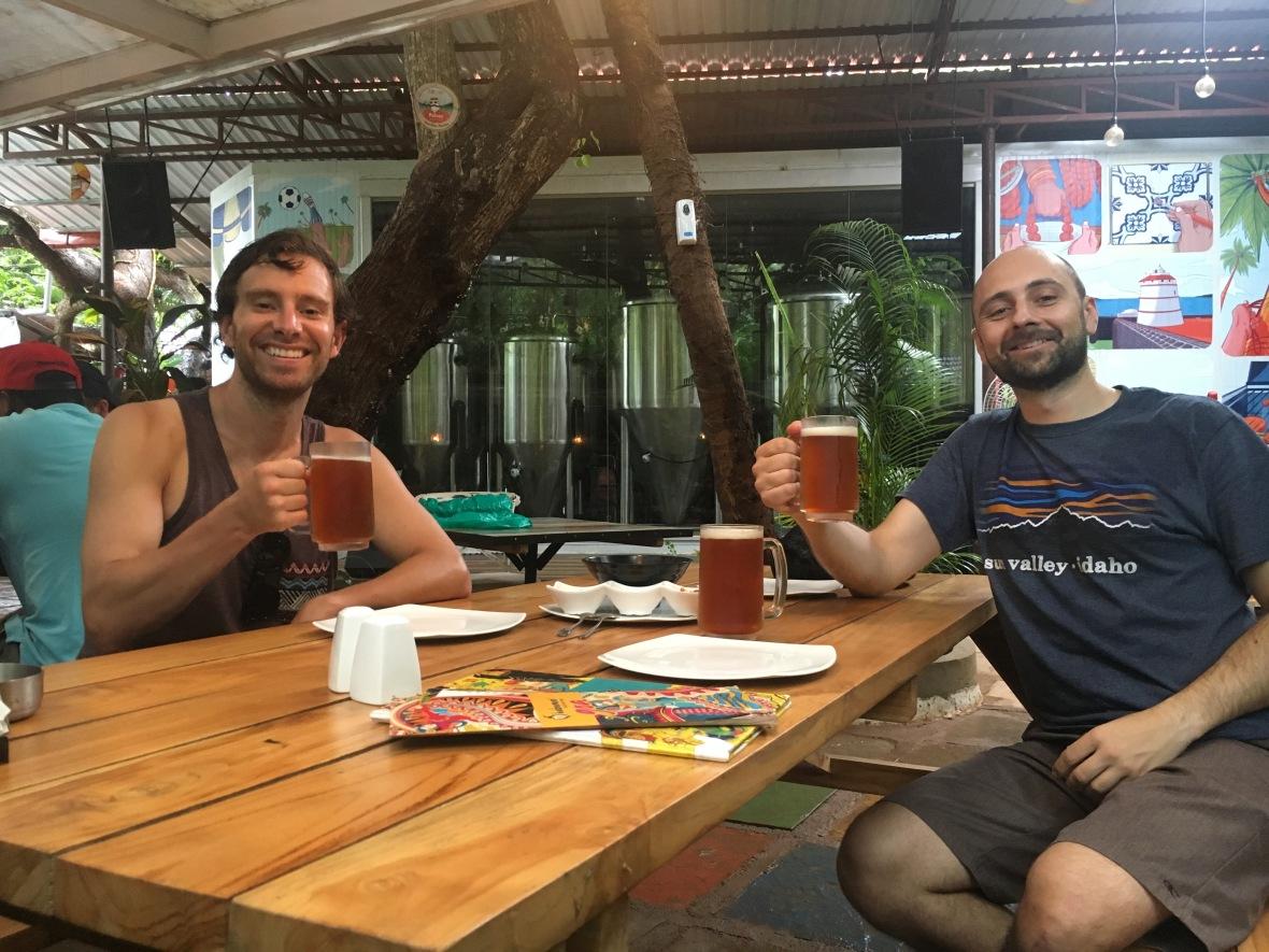 Goa beers