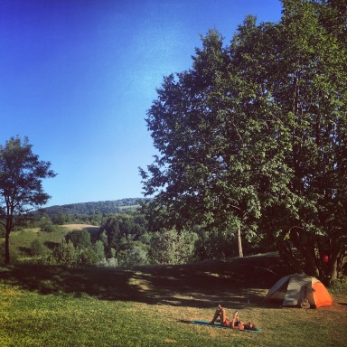 Plitvice camping