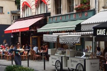 Parisian Cafes