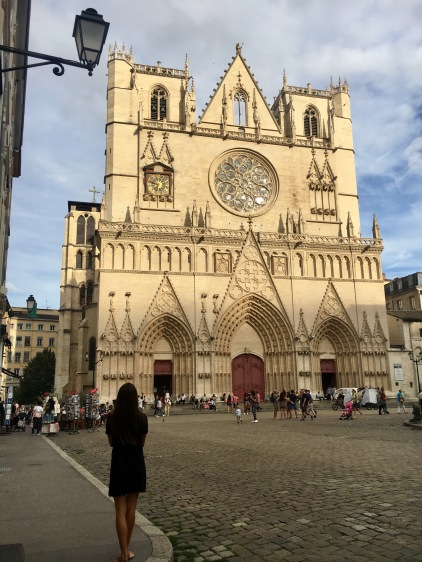 Lyon's Cathedral