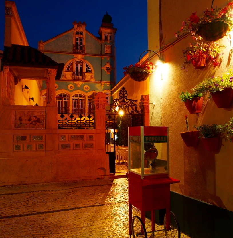 Aviero's charming square