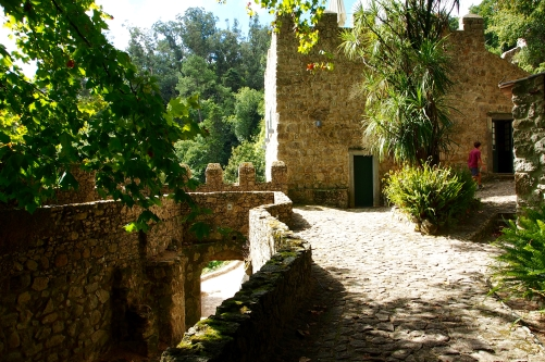 Wandering the trails and castles of Sintra