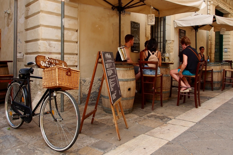 Cafe style points