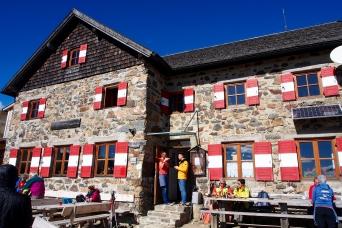 Refugio Schutzhaus Latzfonserkreuz