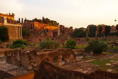 Ancient ruins around every corner