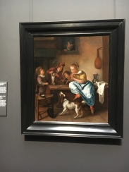 Children Teaching a Cat to Dance, Known as 'The Dancing Lesson', Jan Havicksz. Steen -The Rijksmuseum, Amsterdam
