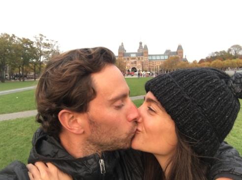 Amsterdam S & C kiss 2